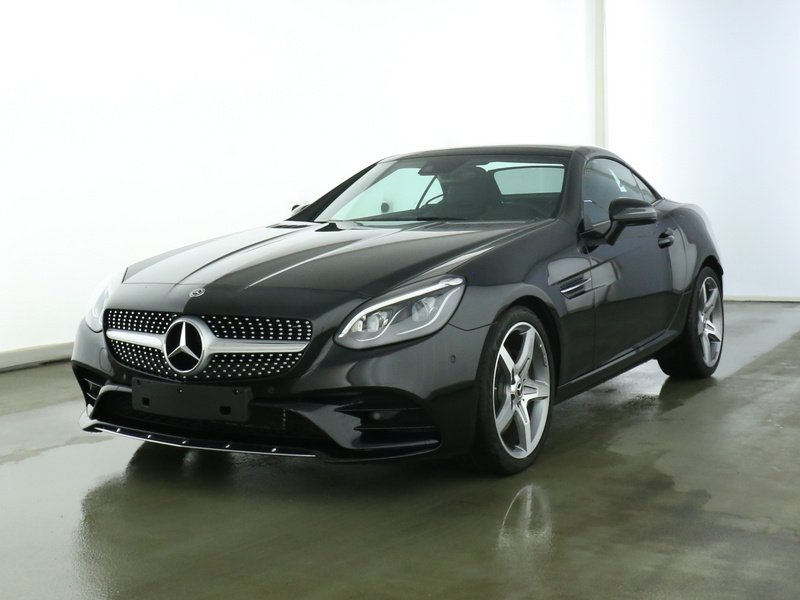 Mercedes-Benz SLC 300 AMG*COMAND*Memory*ILS*Kamera*Spur-Paket*, Jahr 2019, Benzin