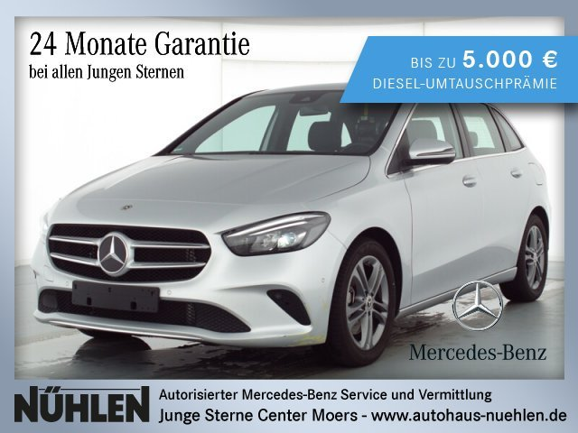 Mercedes-Benz B 220 4MATIC Progressive+LED+Sitzhzg.+Autom., Jahr 2019, Benzin