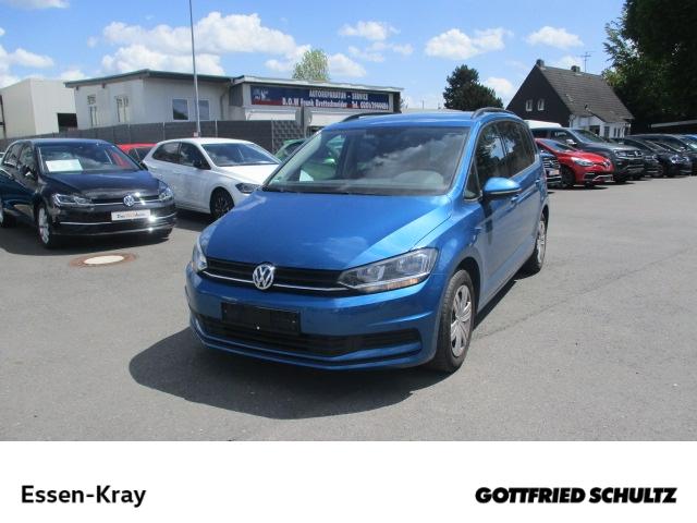 Volkswagen Touran Trendline 1.2 TSI AHK NAVI 7-Sitzer, Jahr 2016, Benzin