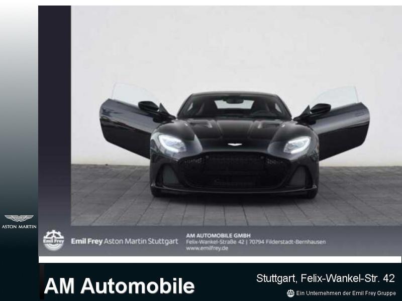 Aston Martin DBS Superleggera, Jahr 2019, petrol