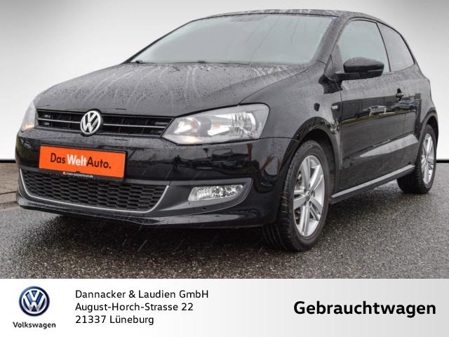 Volkswagen Polo 1.2 Life Alu Klima Sitzheizung Tempomat ABS, Jahr 2013, Benzin