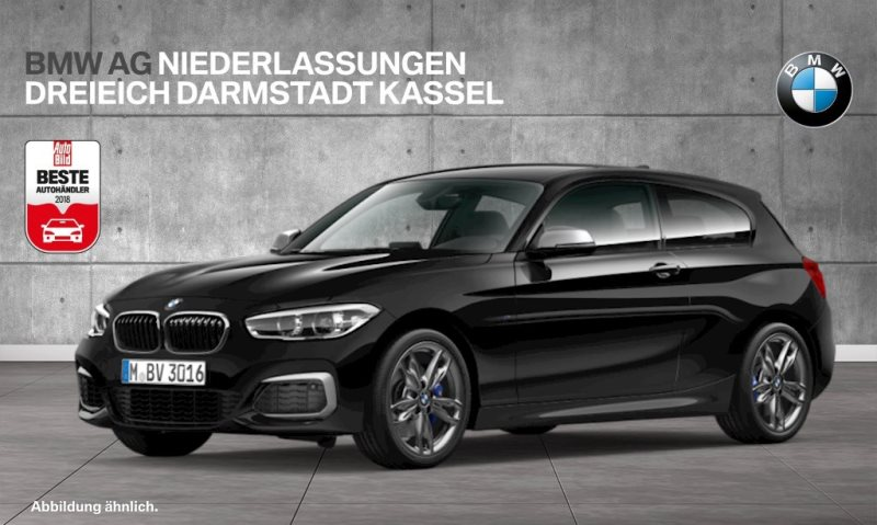 BMW M140i 3-Türer M Sportbr. HK HiFi Var. Lenkung, Jahr 2017, Benzin