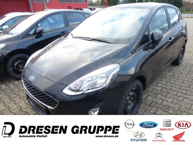 Ford Fiesta Cool&Connect 1.1 EU6d-T Klima/Audi/Ganzjahresberifung/Winter-Paket, Jahr 2019, Benzin