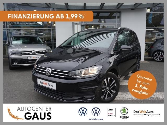 Volkswagen Touran IQ Drive 1.5 TSI DSG 7-Sitzer Navi ACC, Jahr 2019, Benzin