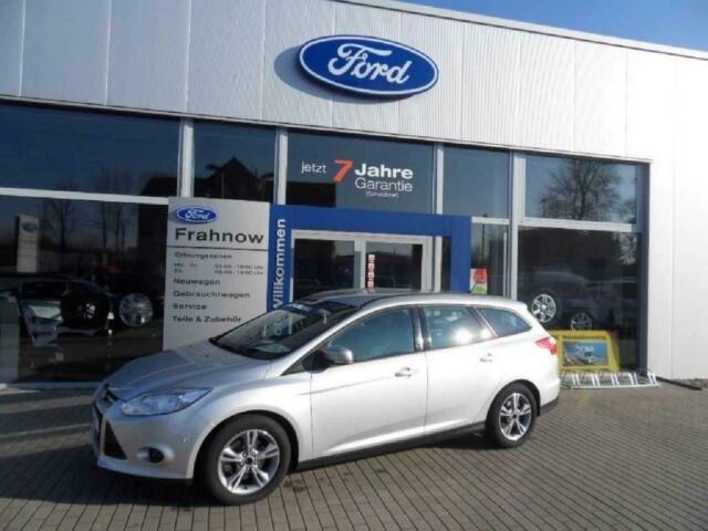 Ford Focus Turnier 1.6 EcoBoost Trend, Jahr 2013, Benzin