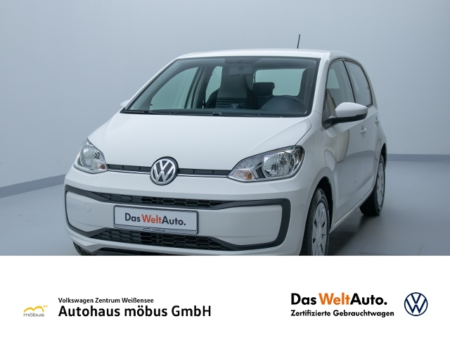 Volkswagen up! 1.0 MOVE UP!*KLIMA*GANZJAHRESREIFEN*USB*TEL*, Jahr 2017, Benzin