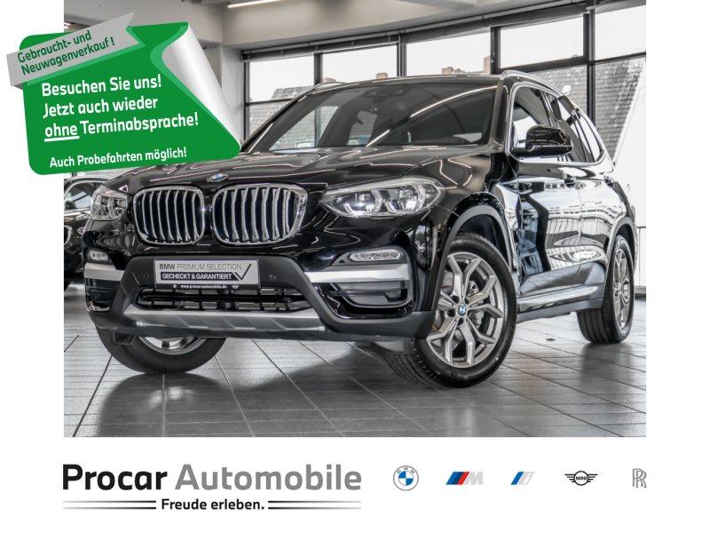 BMW X3 xDrive30d Aut NavPro HuD h&k 19 AdLED PDCv+h Shz, Jahr 2018, Diesel