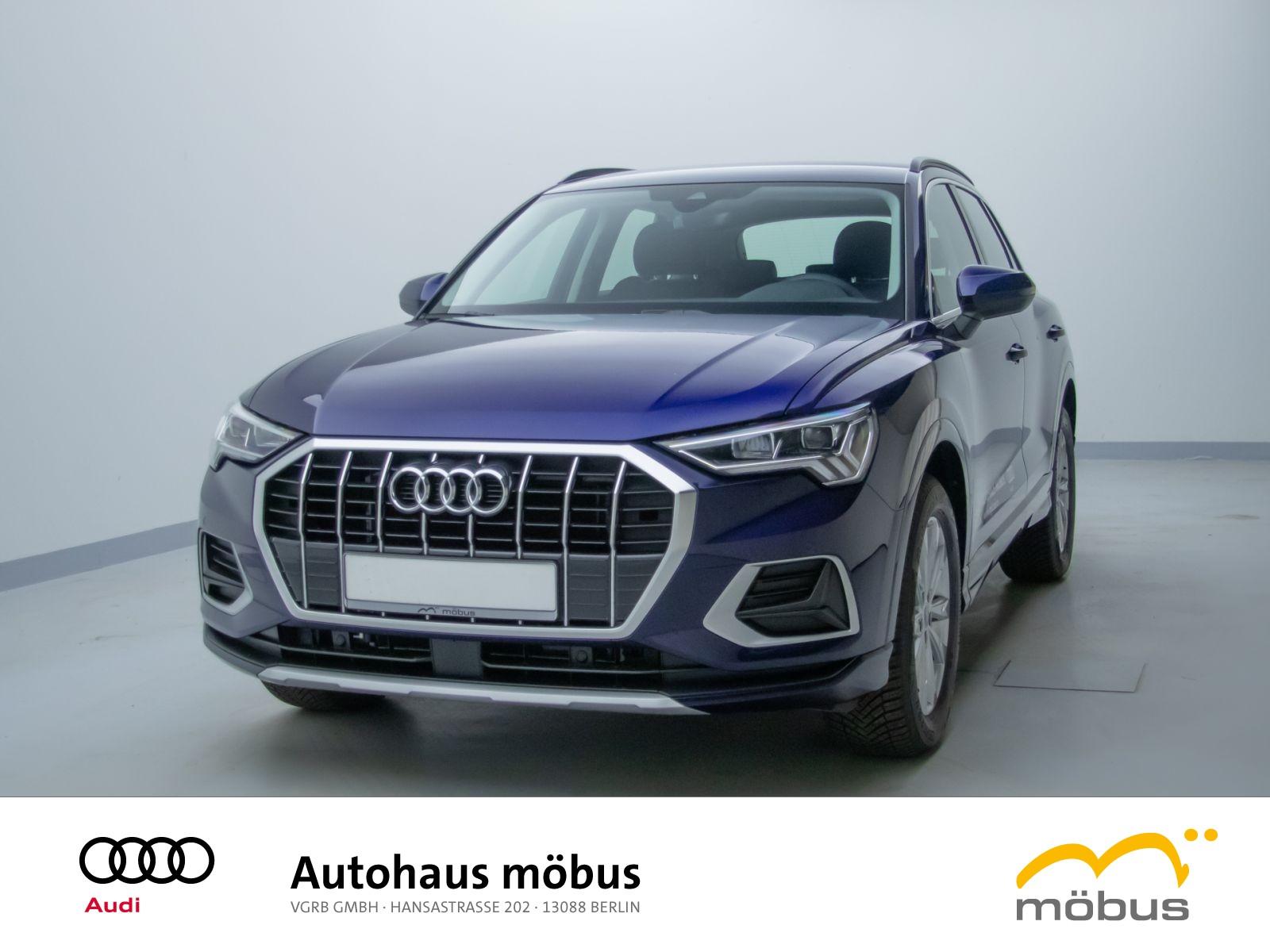 Audi Q3 advanced 35 TFSI S-TRO*LED*SHZ*PDC*ASI*ASG*, Jahr 2021, Benzin