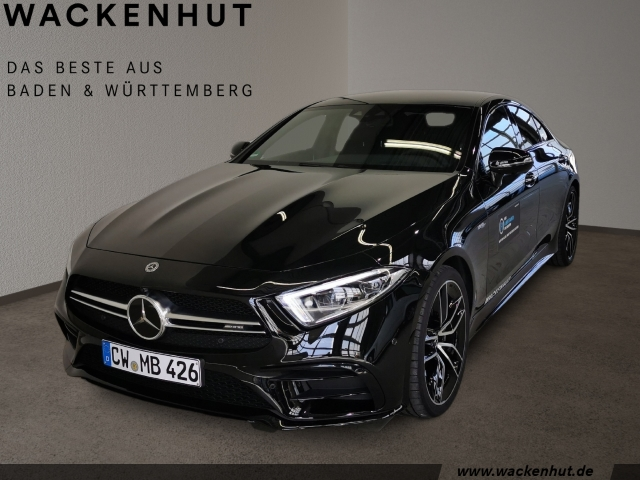 Mercedes-Benz CLS 53 AMG 4Matic COMAND+FAHRASSIS.-PAK.BUSINESS+KEYLESS-GO, Jahr 2019, Benzin