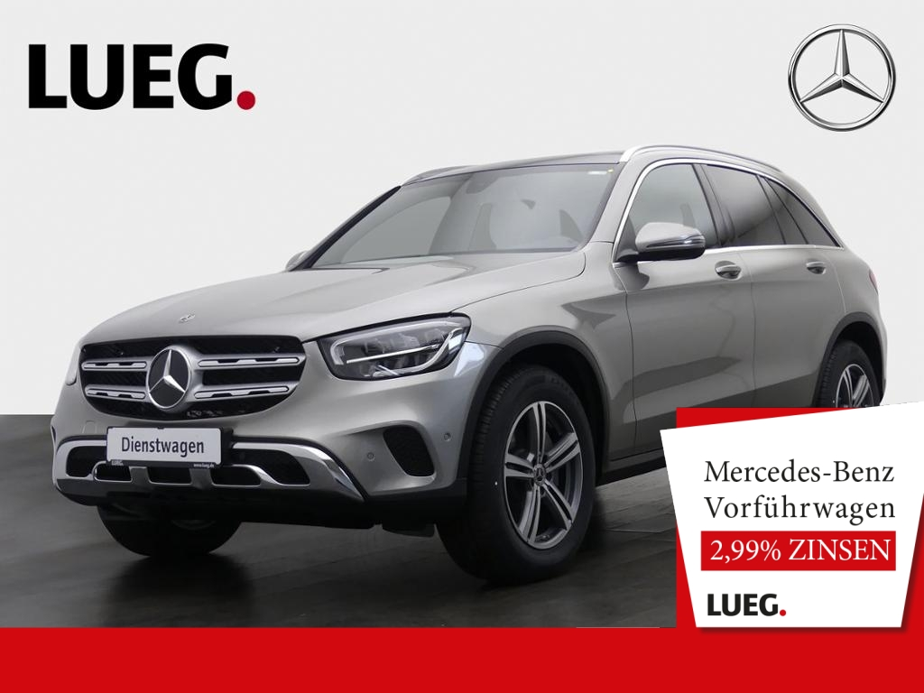 Mercedes-Benz GLC 200 d 4M OFF-ROAD+EXCLUSIVE+PANO+AHK+NP59T, Jahr 2020, Diesel