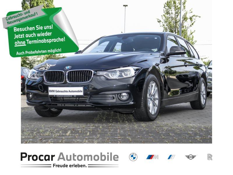 BMW 320d xDrive Touring Advantage Aut. Navi LED PDC, Jahr 2018, Diesel
