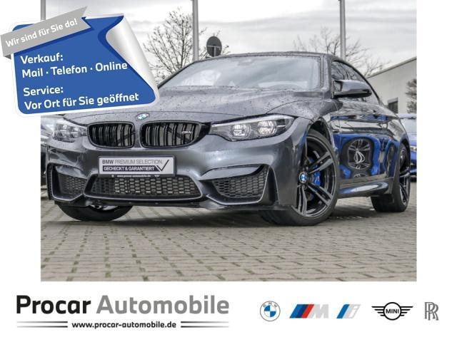 BMW M4 Coupe Competition Paket DKG HUD 19'', Jahr 2018, Benzin