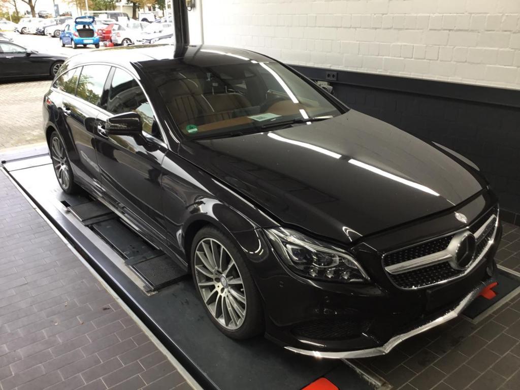 Mercedes-Benz CLS 350 d SB AMG Distronic 9G Comand Kamera LED, Jahr 2016, diesel