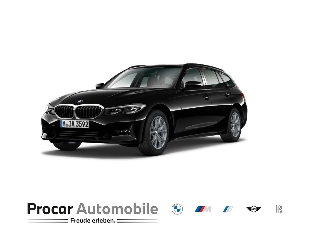 BMW 318d Touring Sport Line DAB Tempomat Klimaaut., Jahr 2020, Diesel