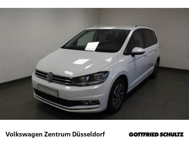 Volkswagen Touran Sound 1.6 TDI *Navi*PDC*ACC*SHZ*, Jahr 2017, Diesel