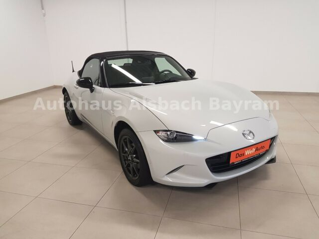 Mazda MX-5 Skyactive-G 131 -Exclus.Line- *Bluet.*Navi*, Jahr 2016, petrol
