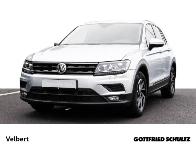 Volkswagen Tiguan 2.0 TDI JOIN NAVI LED RÜFA SHZ GRA AID ZV, Jahr 2018, Diesel