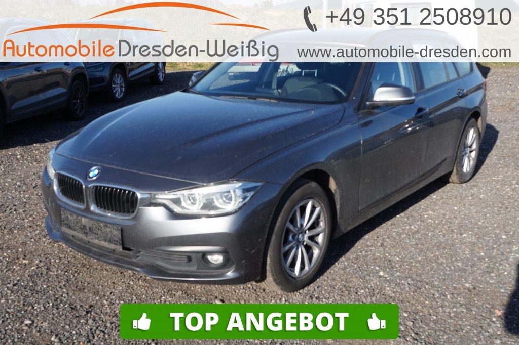 BMW 320 d Touring xDrive Advantage*Navi*LED*PDC*, Jahr 2018, Diesel