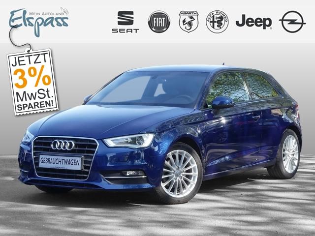 Audi A3 Ambition 1.4 ALLWETTER PDC KLIMAAUT SITZHZG, Jahr 2012, Benzin