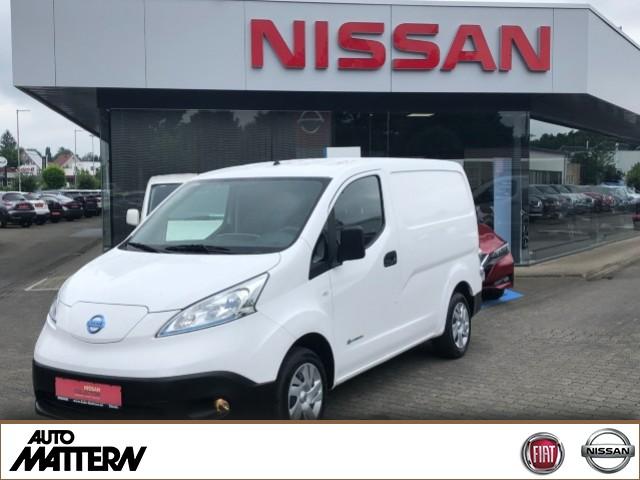 Nissan e-NV200 PRO+24kw/h 6KW Lader TRENNGITTER Navi, Jahr 2017, Elektro