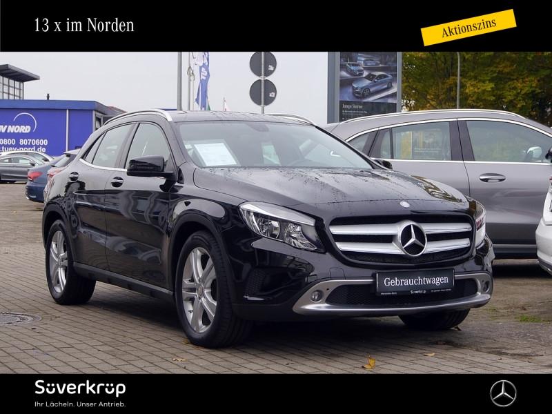 Mercedes-Benz GLA 220 4M CDI Urban Navi Kamera Tempomat Sitzh., Jahr 2015, Diesel