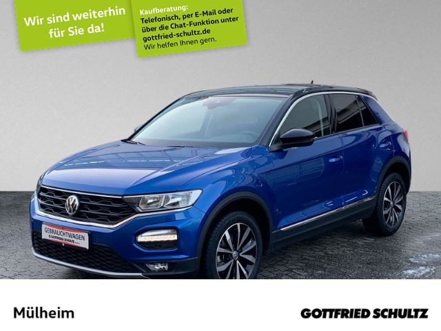 Volkswagen T-Roc 1.5 TSI ACT NAVI PDC SIH Style, Jahr 2020, Benzin
