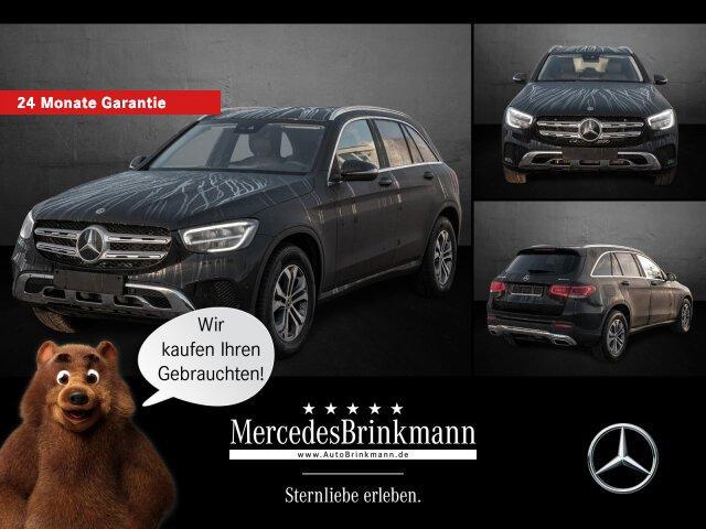 Mercedes-Benz GLC 300 4MATIC EXCLUSIVE/AHK/NAVI/LED/KAMERA SHZ, Jahr 2020, Benzin