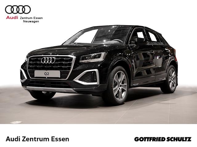 Audi Q2 ADVANCED 35 TFSI S tronic 18 Alu LED Virtuel Navi Sitzheiz DAB Rückfahrkamera uvm., Jahr 2021, Benzin