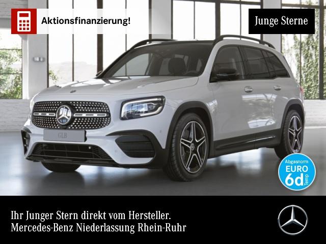 Mercedes-Benz GLB 250 4MATIC AMG 360° Pano Burmester Distr. LED, Jahr 2020, Benzin