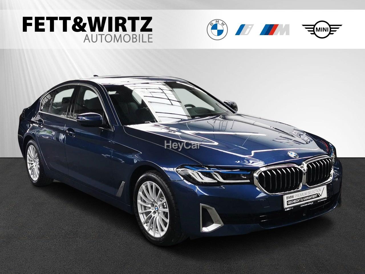 BMW 545e xDrive Luxury H/K abzgl. Umweltbonus 3750,-, Jahr 2020, Hybrid