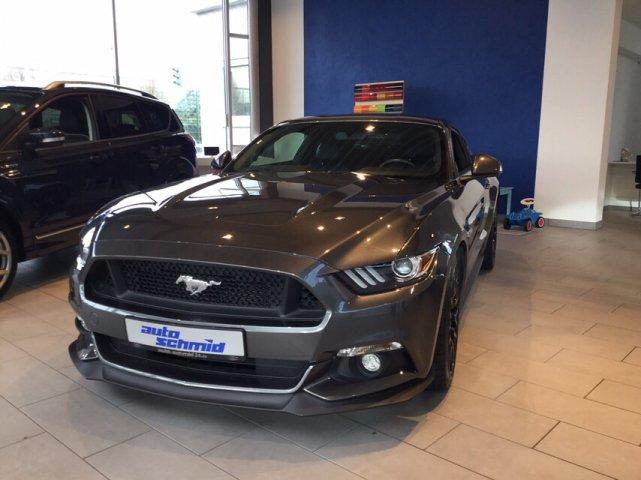 Ford Mustang GT, Jahr 2016, Benzin