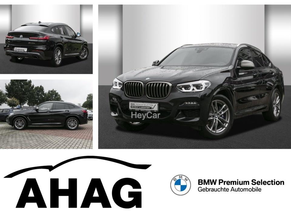 BMW X4 M40d Innovationsp. Sport Aut. Panorama AHK, Jahr 2020, Diesel