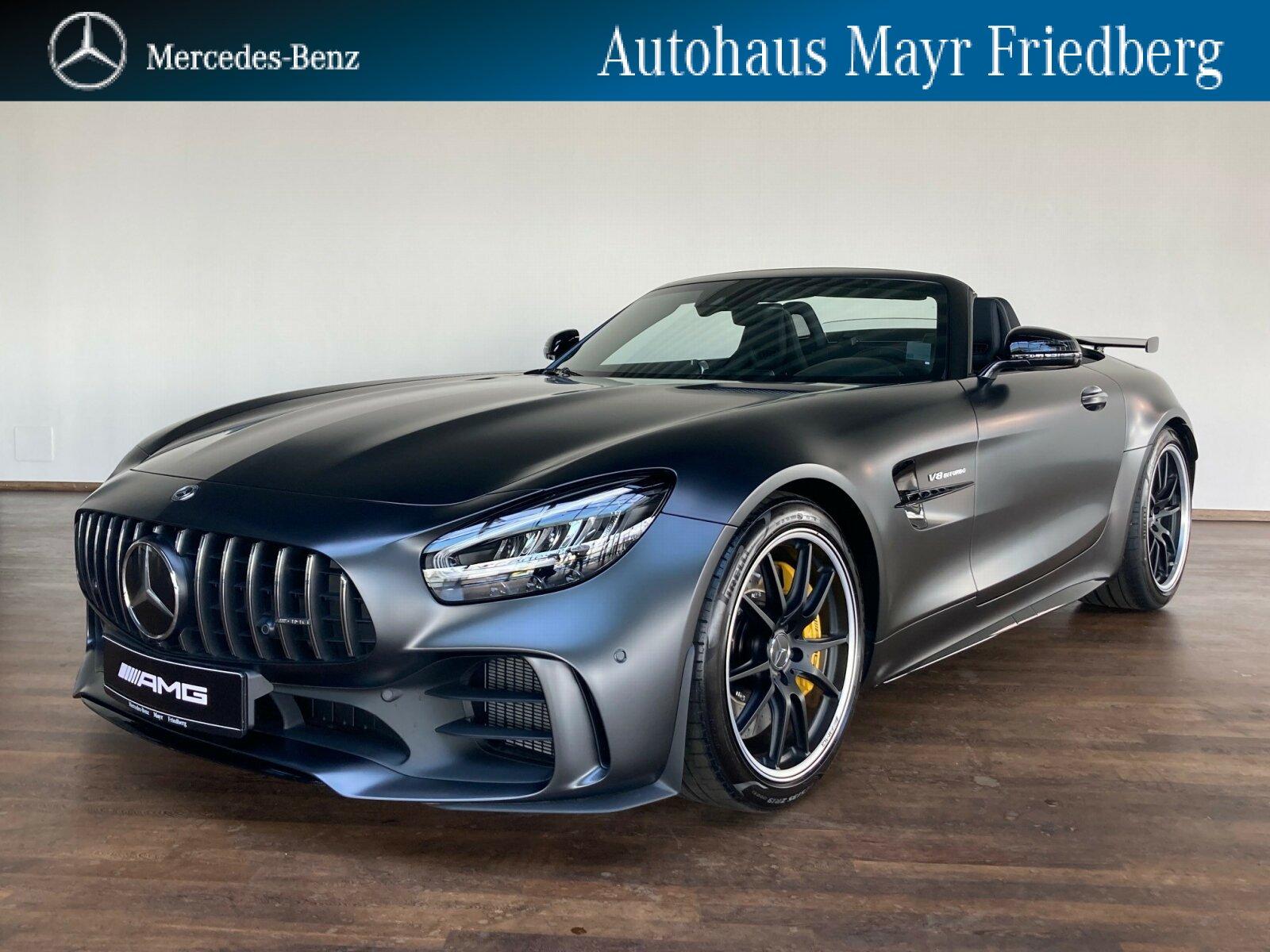 Mercedes-Benz AMG GT R Roadster ++1 of 750++NUR 30 KM++MAGNO, Jahr 2020, Benzin