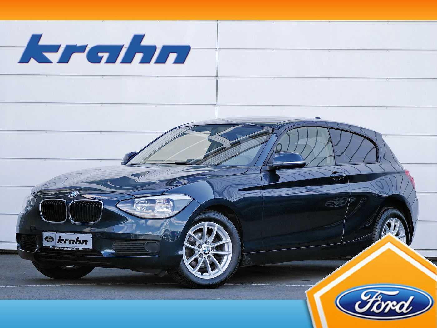 BMW 116i Advantage Plus | SITZHEIZUNG | BLUETOOTH |, Jahr 2013, Benzin