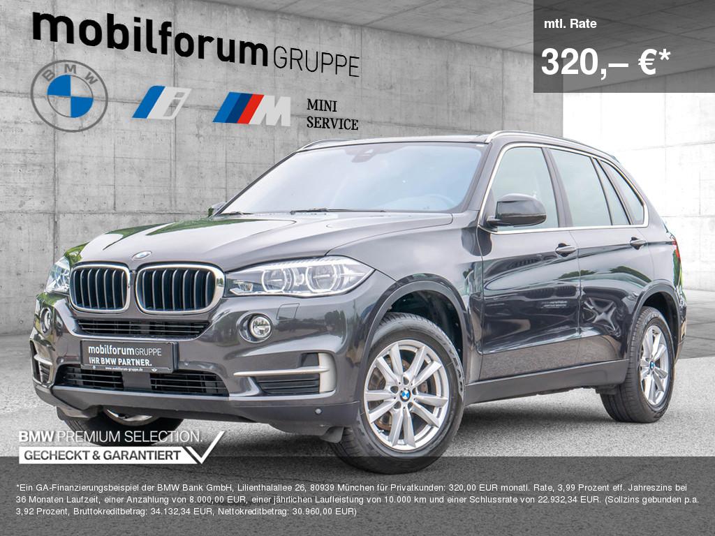 BMW X5 xDrive30d, Jahr 2018, Diesel