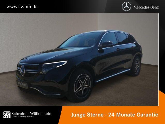 Mercedes-Benz EQC 400 4M *AMG*MBUX*Navi*360°*LED*SHZ*Ambi*PDC*, Jahr 2020, Elektro