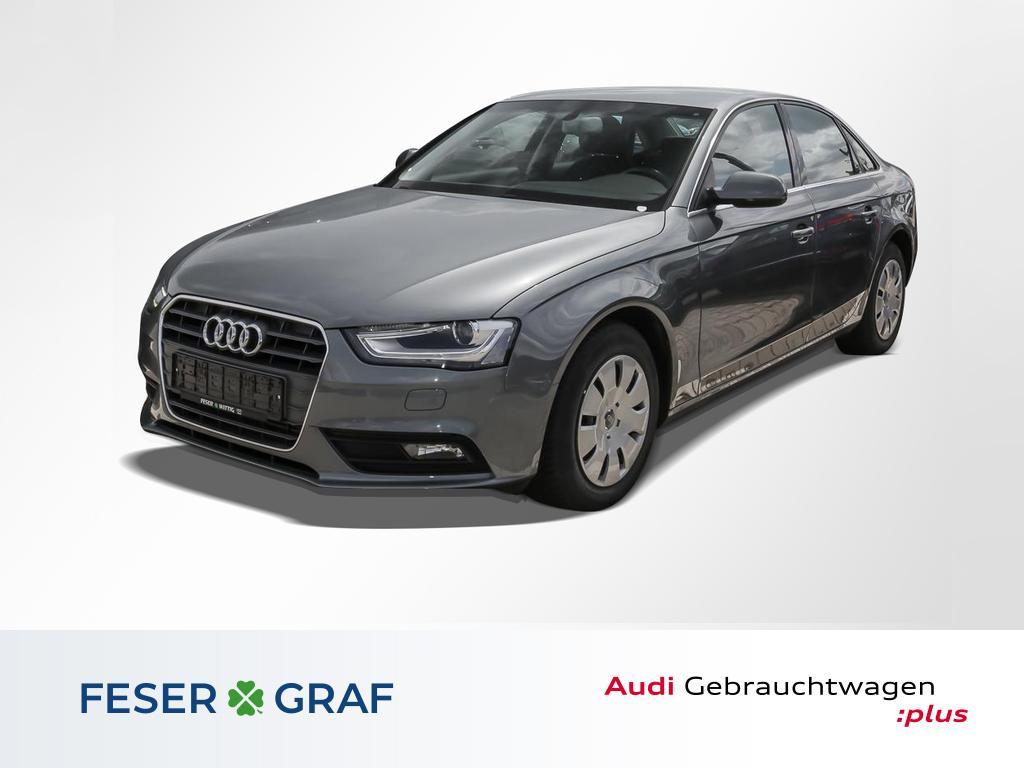 Audi A4 1.8 TFSI Ambiente AHK/BiXenon/PDC/GRA/Sitzhzg, Jahr 2013, Benzin