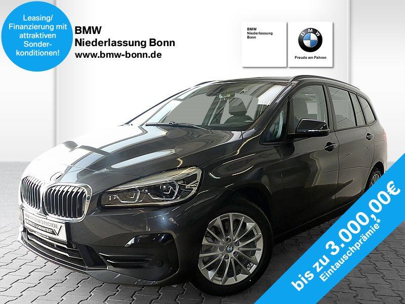 BMW 220d Gran Tourer Advantage, Jahr 2019, Diesel