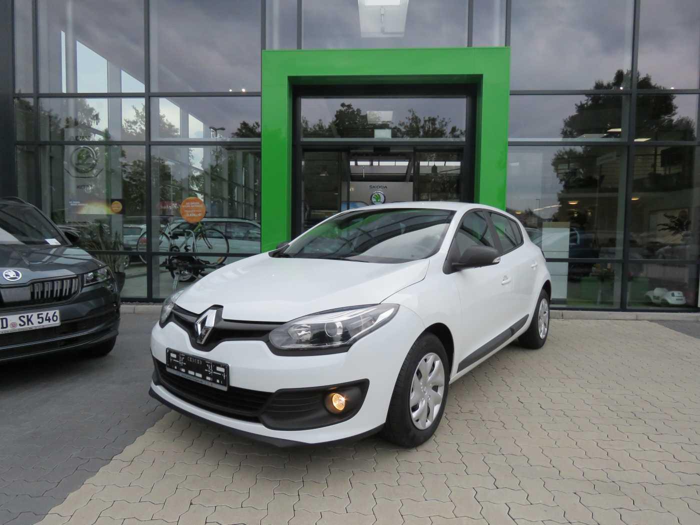 Renault Megane 1.6 Authentique, Jahr 2014, Benzin