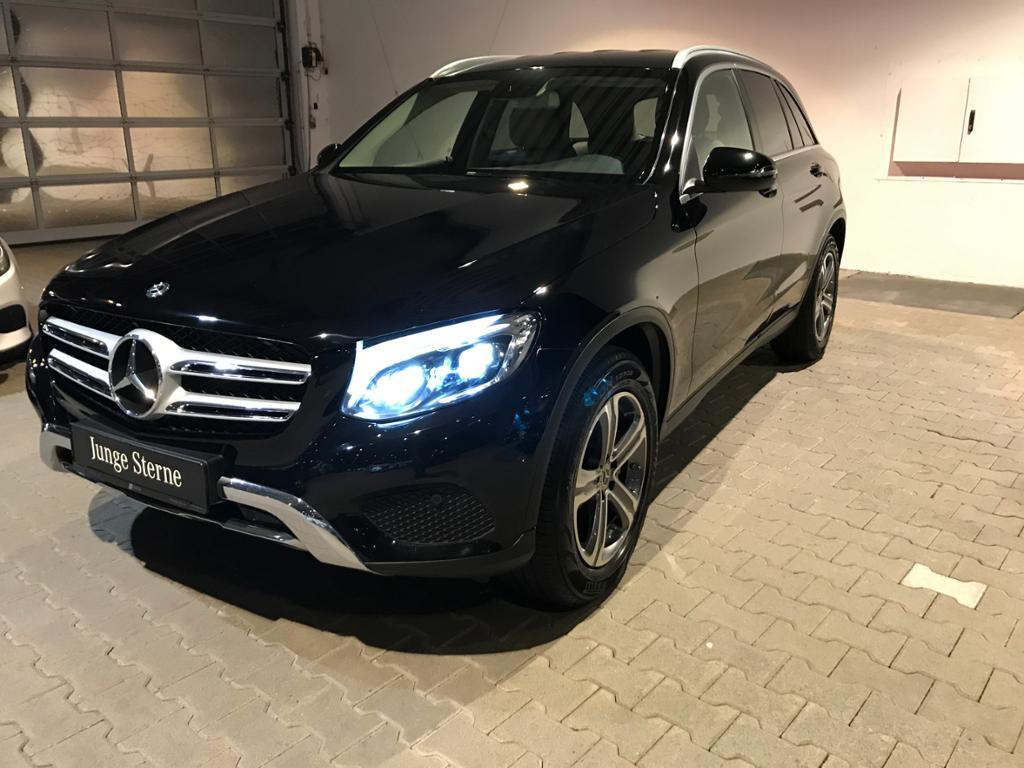 Mercedes-Benz GLC 250 d 4M Comand Spur-P. LED AHK PDC, Jahr 2017, Diesel