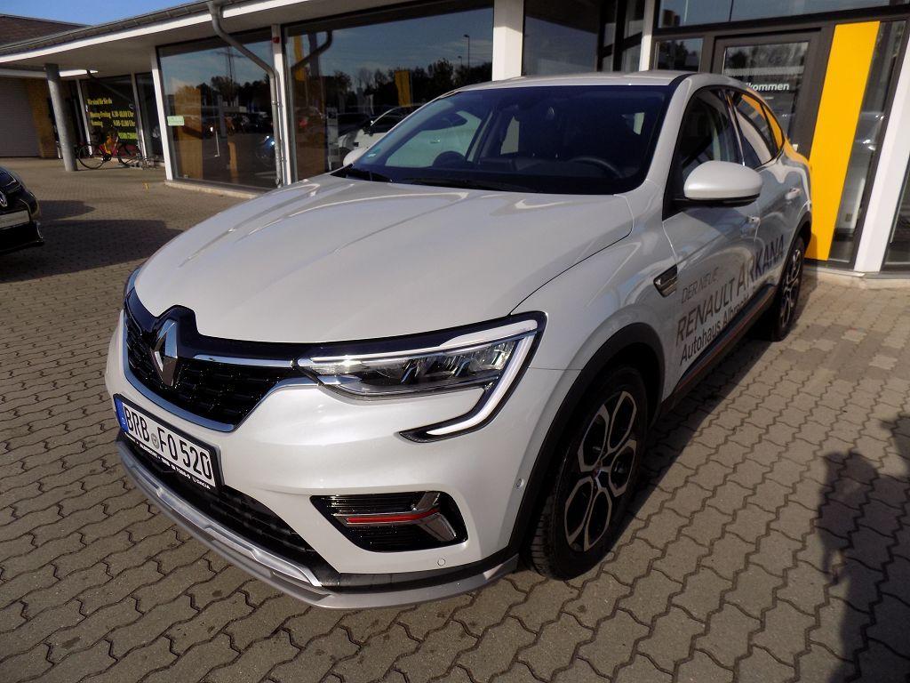 Renault Arkana TCe 140 EDC INTENS, Jahr 2021, Benzin