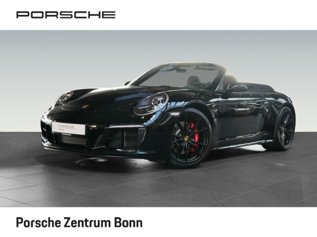 Porsche 911 991 GTS Cabrio ''PDK BOSE Rückfahrkamera'', Jahr 2018, Benzin