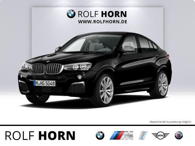 BMW X4 M40iA Navi AHK Glasdach LED HeadUp H&K PDC, Jahr 2017, Benzin