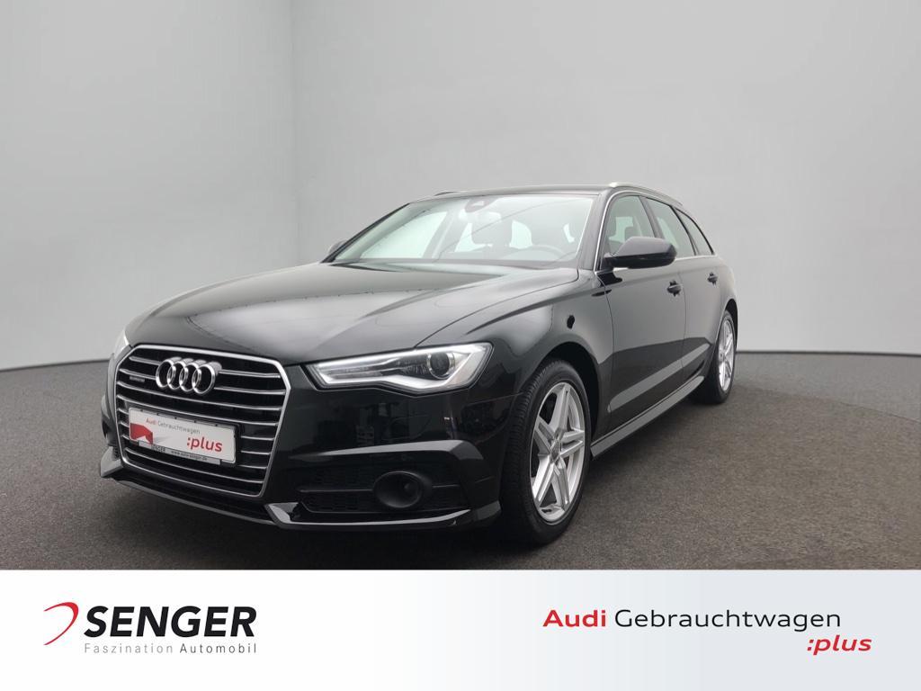 Audi A6 Avant 3.0 TDI Kamera Standheizung Navi ACC, Jahr 2018, Diesel