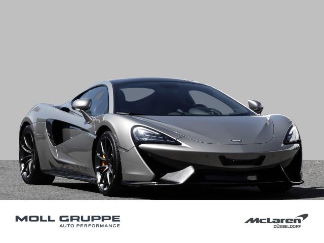 McLaren 570GT Special Paint - Blade Silver, Lift, Carbon, Jahr 2018, Benzin