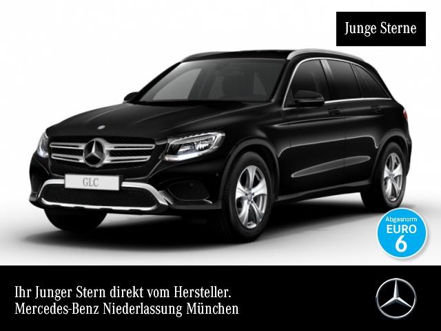 Mercedes-Benz GLC 220 d 4M Exclusive Navi PTS 9G Sitzh Chromp, Jahr 2016, Diesel