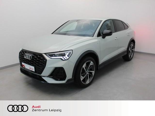 Audi Q3 Sportback 35 TFSI S line *LED*AHK*Connect*, Jahr 2020, Benzin