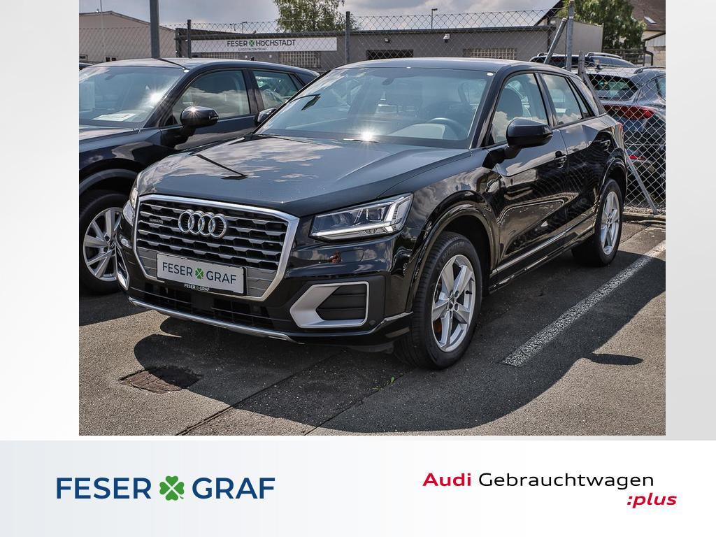 Audi Q2 sport 2.0 TFSI qu S tronic Navi,LED,PDC, Jahr 2018, Benzin