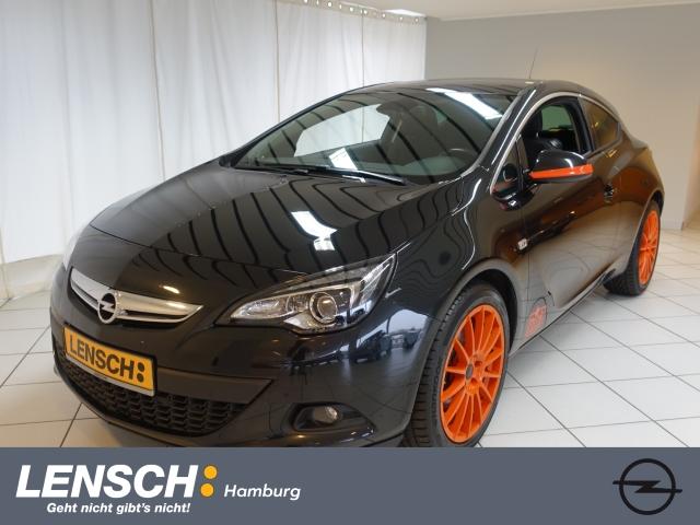 Opel Astra GTC 1.6 Turbo BI-XENON+INTELLILINK+PDC+AGR, Jahr 2014, Benzin