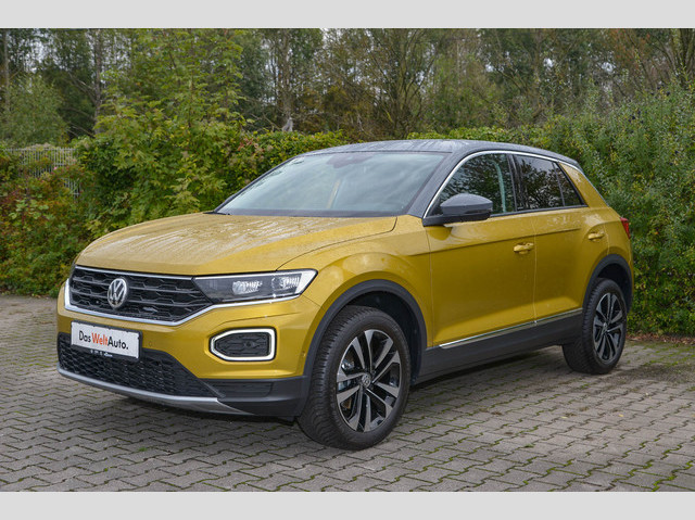 Volkswagen T-ROC Style 1.5 TSI DSG Navi LED ACC Parklenk 3 Jahre Anschlussgarantie, Jahr 2020, Benzin